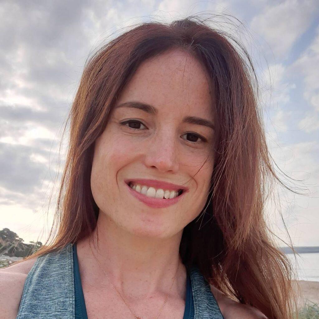 Profile picture of Daphnee Paquin-Katma, Yoga Teacher.